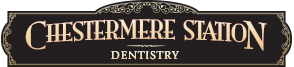 Chestermere Station Dentistry Logo
