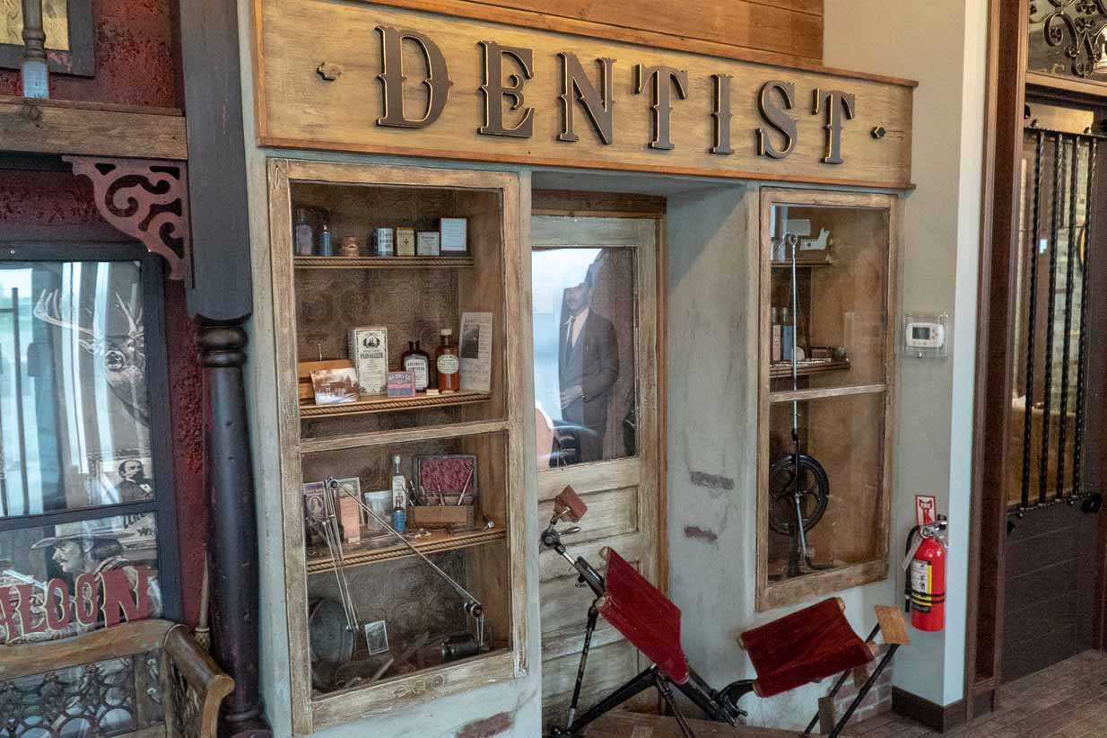 Chestermere Station Dentistry | Old West Dentist
