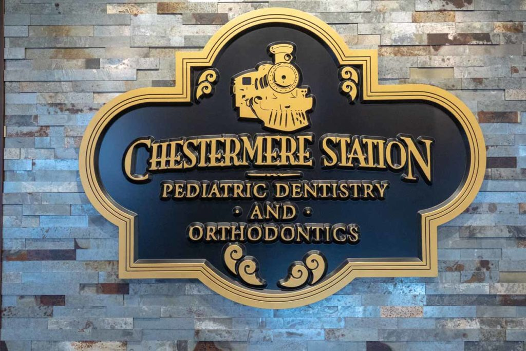 Chestermere Station Dentistry | Signage